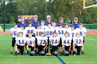 Raven's Football Team and Individual Photos