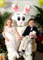 Houston Country Club Easter Egg Hunt and Party 2016